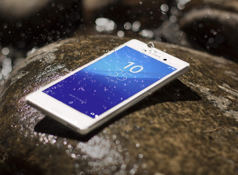 Have a 'Waterproof' Xperia Device? Don't Use It Underwater, Warns Sony