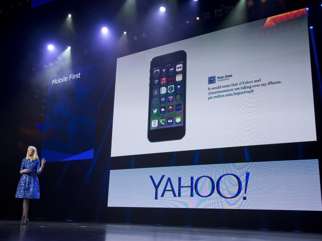 CES 2014: Yahoo says over half of its 800 million monthly users on mobile