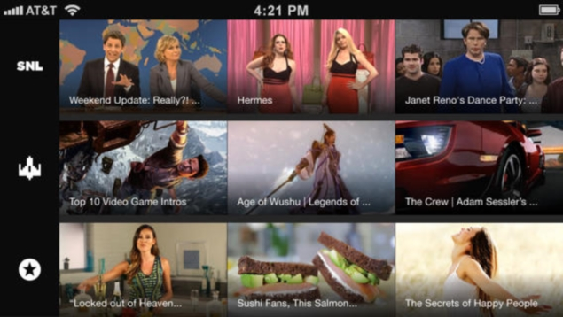 Yahoo Screen touch-friendly video browsing app launched for iOS