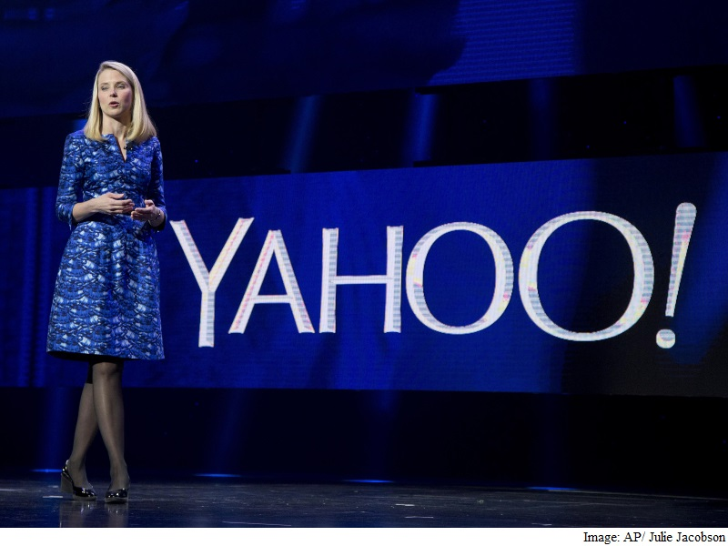 Yahoo CFO Says Sale Process for Company Is 'Well Along the Way'
