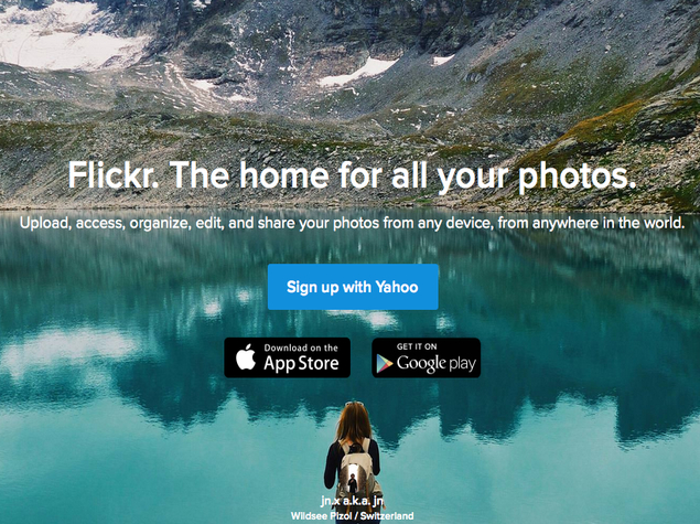 Flickr Brings Back Pro Memberships, Offers Advanced Statistics and More