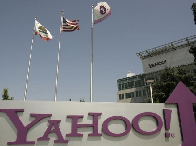 Yahoo executive sexual harassment