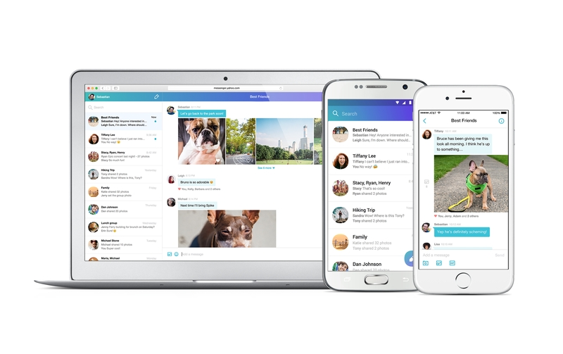 Yahoo messenger online dating