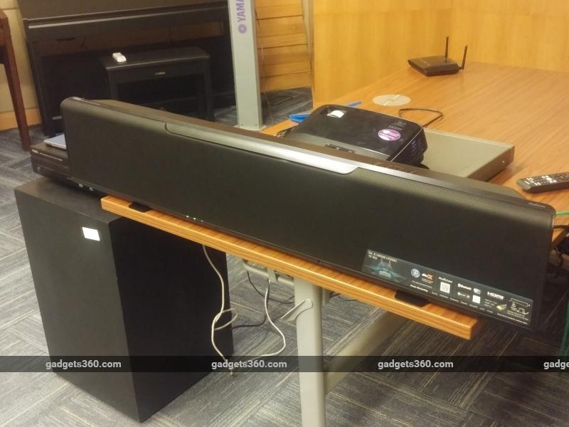 Yamaha Ysp Setup