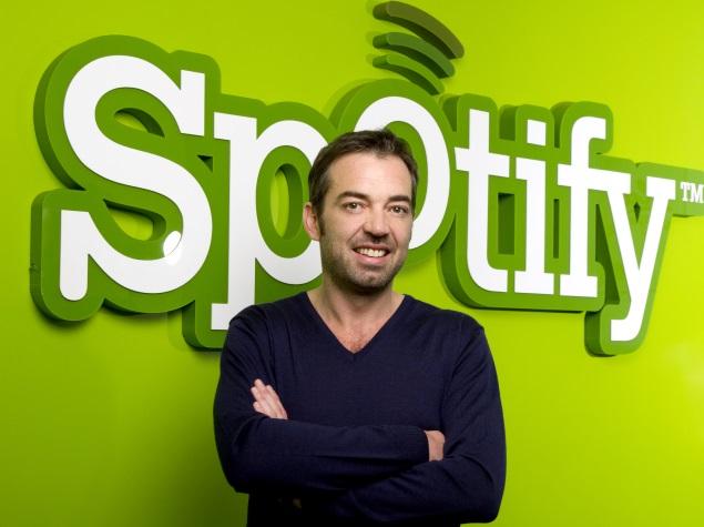 Spotify Reports Jump in Revenue, Drop in Net Loss