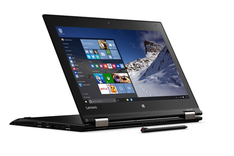Lenovo Launches New IdeaPad Laptops and Yoga Tablets at IFA 2015