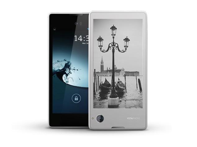 YotaPhone Dual-Screen Smartphone Set to Launch in India via Flipkart