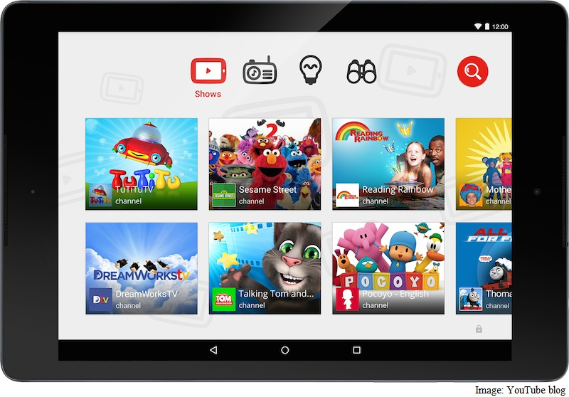 YouTube Kids App Faces Complaints Over Ads