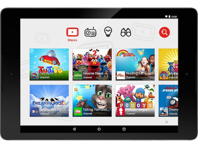 YouTube Kids Launched for Android and iOS, Now Available for Download