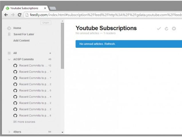 YouTube Ends Public RSS Feed of User Subscriptions