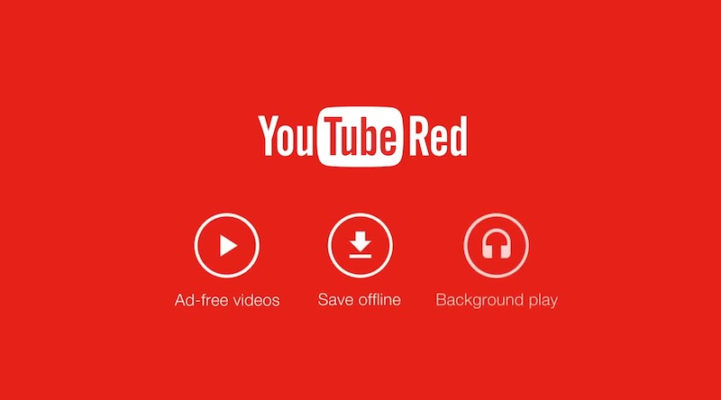 YouTube Red Ad-Free Subscription Launched; YouTube Music Unveiled