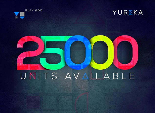 Micromax's Yu Yureka Sale on Thursday to See 25,000 Phones Up for Grabs