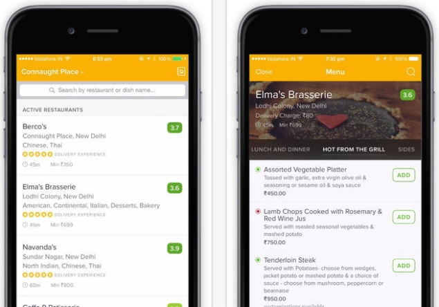 Zomato Splits Deliveries Off Into New App Called 'Order'