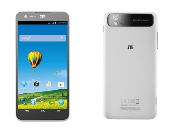 ZTE Grand S Flex with 5-inch HD display launched