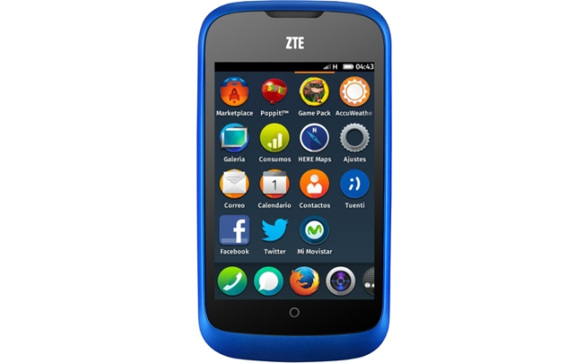 First Firefox OS-based smartphone launched in Europe ...