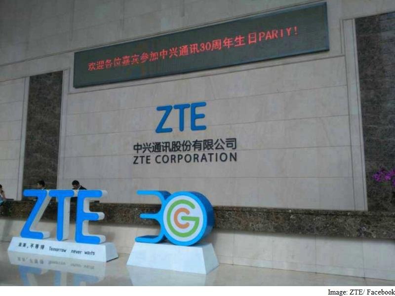 China's ZTE Revises 2015 Profit After US Export Curbs