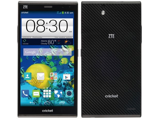 ZTE Grand XMax With 6-Inch Display and Android 4.4 KitKat Launched