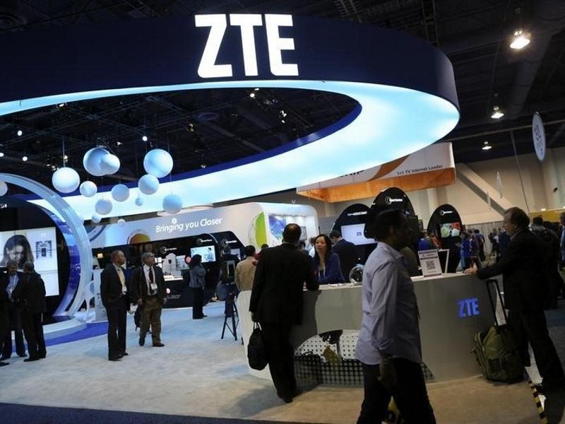 China's ZTE Said to Appeal US Export Ban After Lobby Efforts Fail