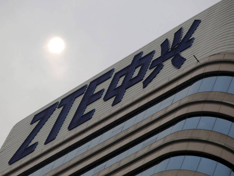 China's ZTE Names New Boss to Try to Shake Off US Curbs