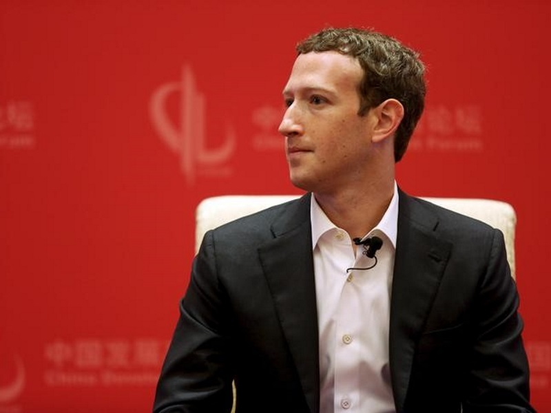 Facebook CEO Mark Zuckerberg Meets US Conservatives Over Bias Controversy