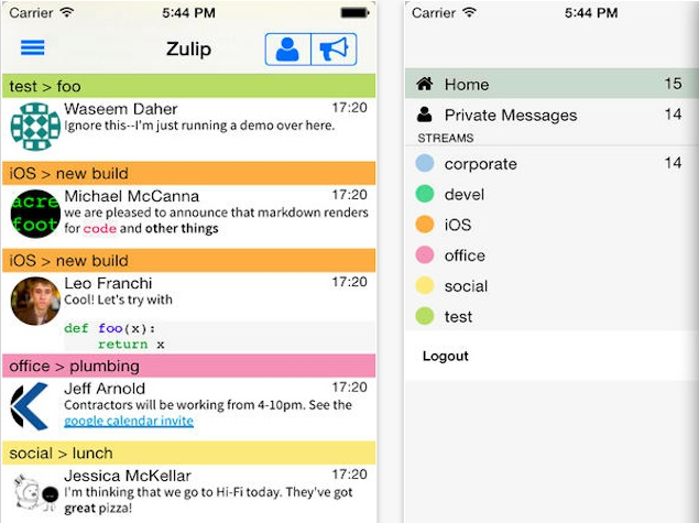 Dropbox acquires workplace chat solutions provider Zulip