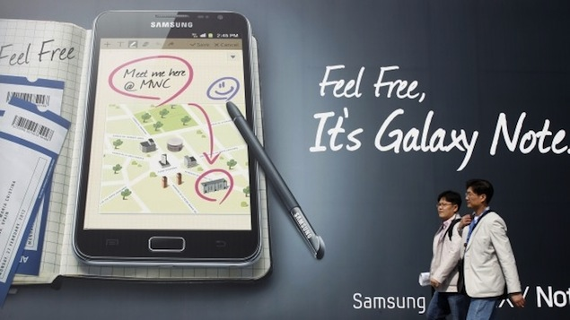 Samsung starts rolling out Jelly Bean update for the original Galaxy Note