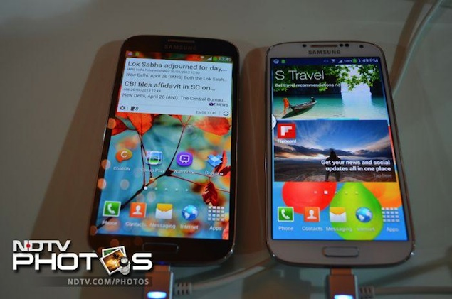 Samsung Galaxy S4 sales reportedly cross 40 million units