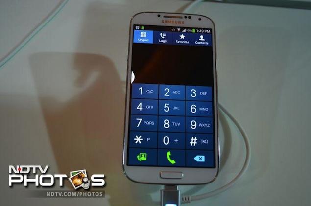 Samsung Galaxy S4 first impressions