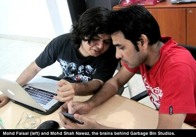 Garbage Bin: The unlikely duo behind the viral webcomic Guddu and Gang