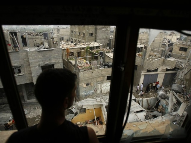 UN Agency Suspends Gaza Missions After Hamas Restrictions