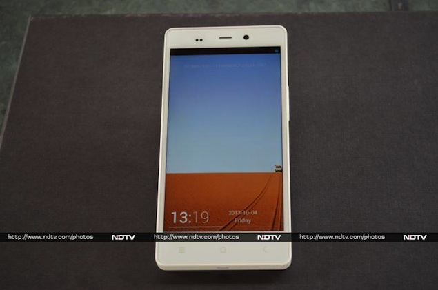 Gionee Elife E6 review