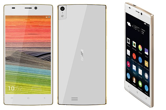 Gionee Elife S5.5 unveiled as world's slimmest smartphone at 5.5mm