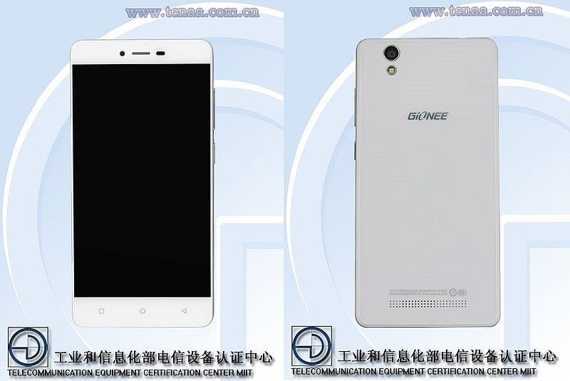 Three New Gionee Phones Listed on Certification Site With