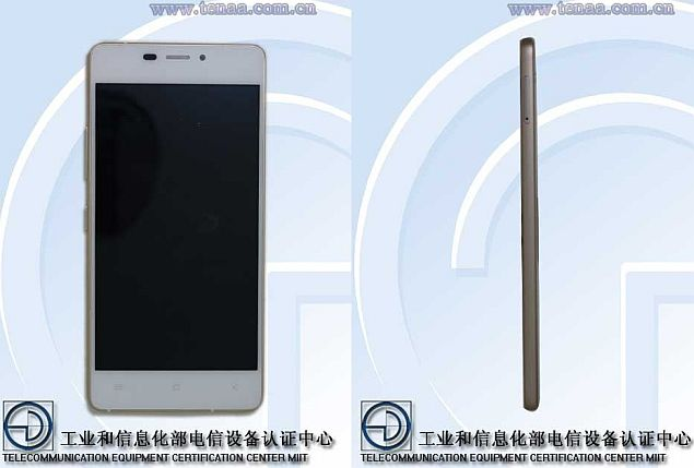 Gionee's 5mm-Thick Next Contender for World's Slimmest Smartphone Spotted