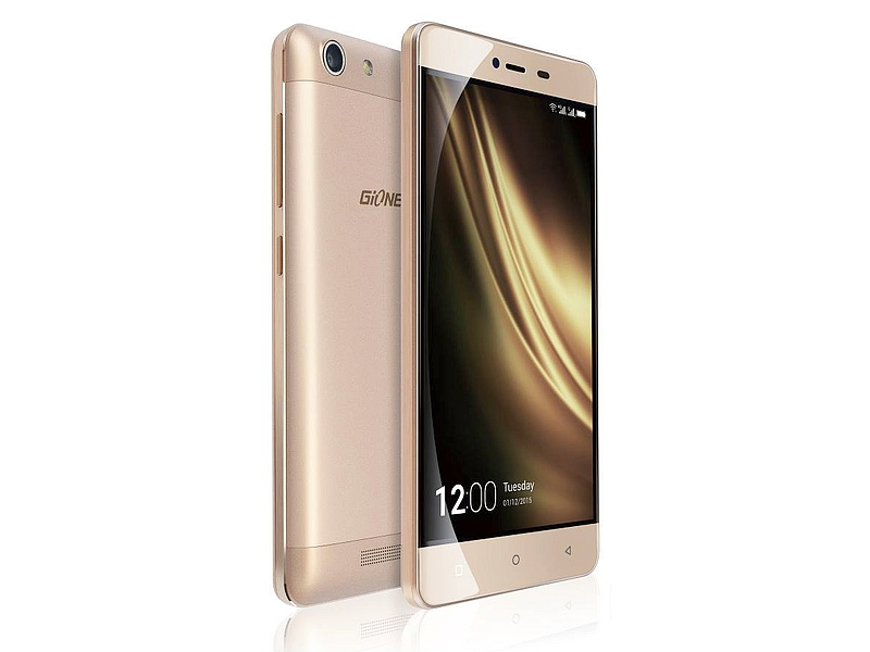 Gionee Marathon M5 Mini With 4000mAh Battery Launched
