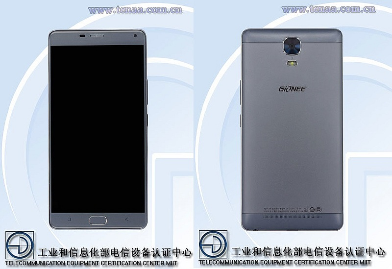 Gionee Marathon M5 Plus Hits Certification Site With Images, Specifications