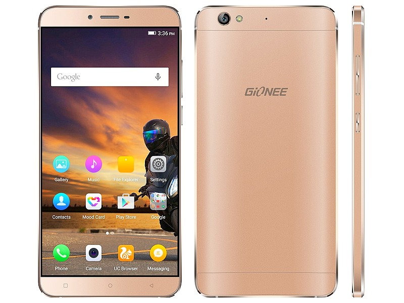 Gionee S6 With 5 5 Inch Display 3gb Ram Launched At Rs 19 999 Technology News