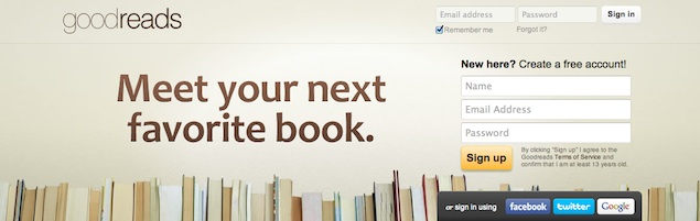 Apple was reportedly in talks with Goodreads for iBooks integration
