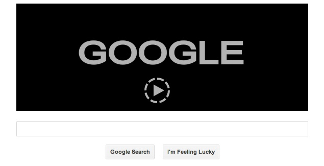 Google doodles video tribute to Saul Bass