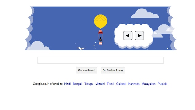When was the first parachute jump? Google doodle marks the historic event