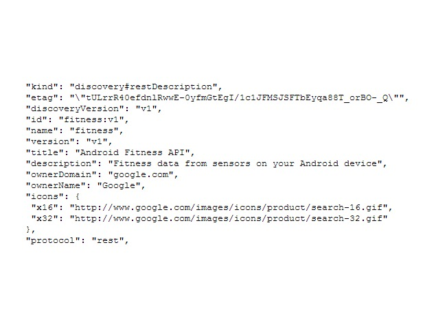 Leaked code points to Android Fitness API development to harness wearables
