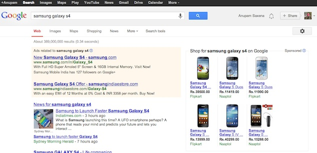 Google officially launches Product Listing Ads aka Google ...