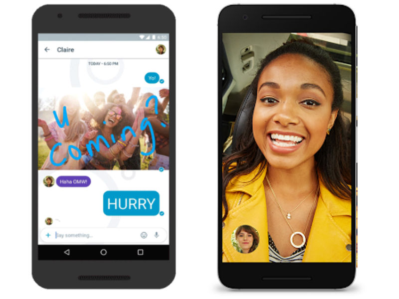 Google Allo Update Brings Chat Backup, Link Previews, and More; Duo Hits 50 Million Downloads on Android