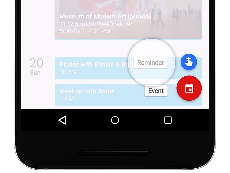 Google Adds Reminders to Calendar App for Android and iOS
