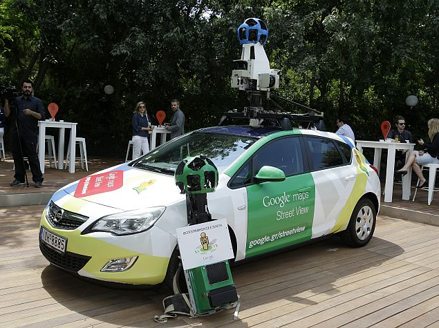 Google Street View Being Used to Detect US Methane Gas Leaks