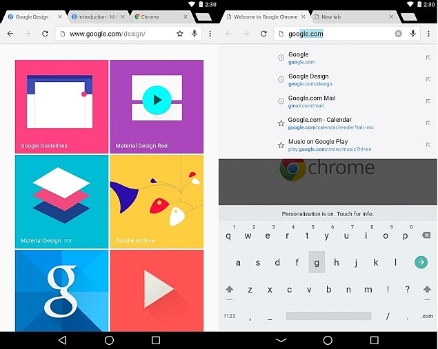 Google Chrome 42 for Android and iOS Now Available for Download