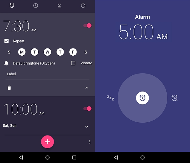 Google Clock App Now Available for Download via Google Play
