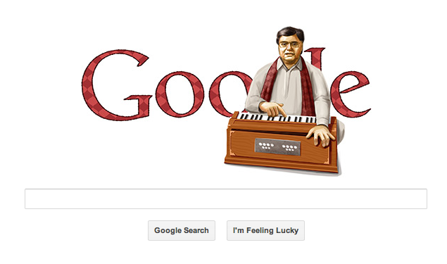 Jagjit Singh's 72nd birthday marked by Google doodle