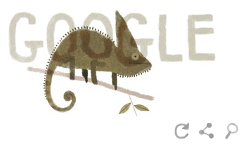 The Veiled Chameleon wishes you a happy Earth Day 2014!