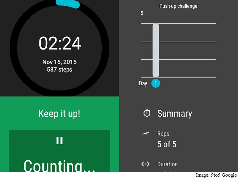 Google Fit Updated With Personal Trainer for Android Wear and More